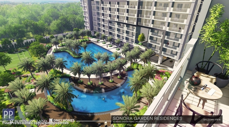 Apartment and Condo for Sale - 65sqm 2 Bedrooms Condo for Sale in Las Pinas Just Beside Robinson's Place Call/Viber 0905.212.4238