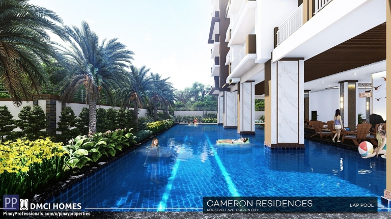 Apartment and Condo for Sale - For Sale NEW 2 Bedroom Condo in Roosevelt Ave Quezon City 2min-drive to Fishermall NO BIG CASH OUT!