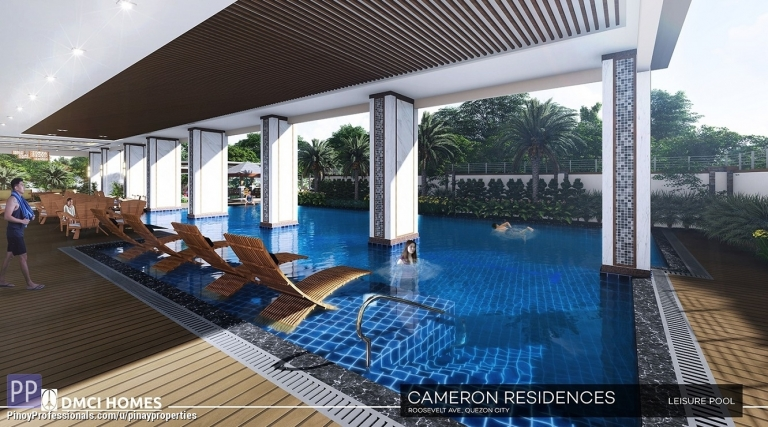Apartment and Condo for Sale - For Sale NEW 1 Bedroom Condo in Roosevelt Ave Quezon City 2min-drive to Fishermall NO BIG CASH OUT!