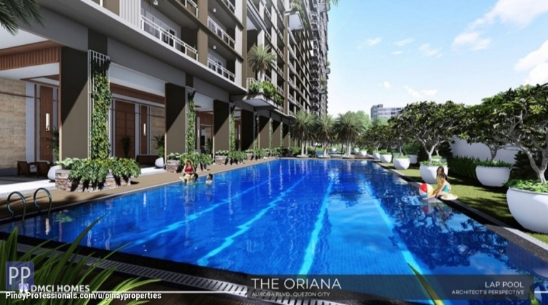 Apartment and Condo for Sale - 81sqm 2 Bedrooms Condo for Sale in Quezon City near Ateneo UP Diliman Eastwood