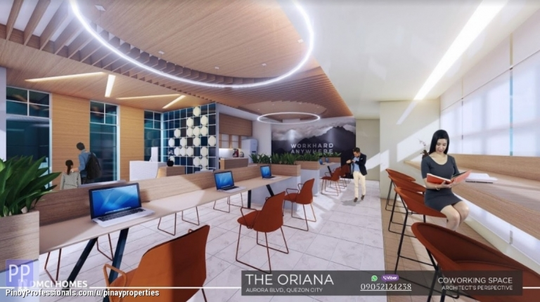Apartment and Condo for Sale - Invest in a Transit Oriented Development|The Oriana|Just a Stone Away to Anonas Station