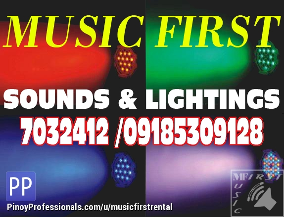 CHEAP PARTY LIGHTS AND SOUNDS SYSTEM FOR RENT MANILA@7032412