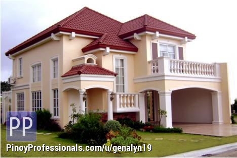 PHILIPPINES HOUSE & LOT FOR SALE 2 STOREY W/ 3 BRS SINGLE
