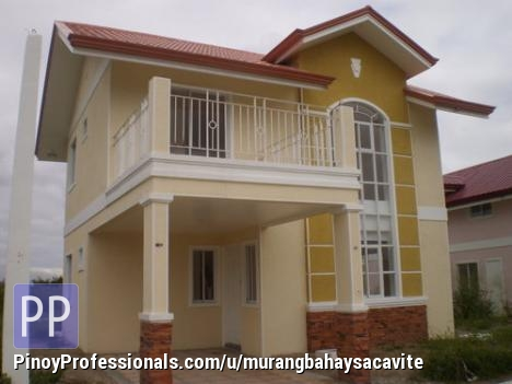 House for Sale - READY FOR OCCUPANCY HOUSES RUSH RUSH FOR SALE, BIG LOT AREA