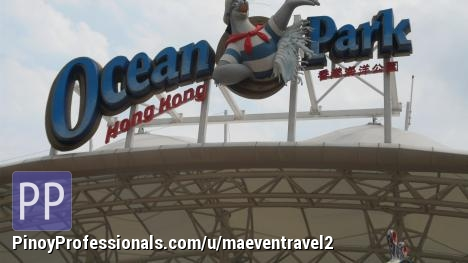Vacation Packages - 1night HONG KONG 1NIGHT SHENZHEN = P11,990 per pax