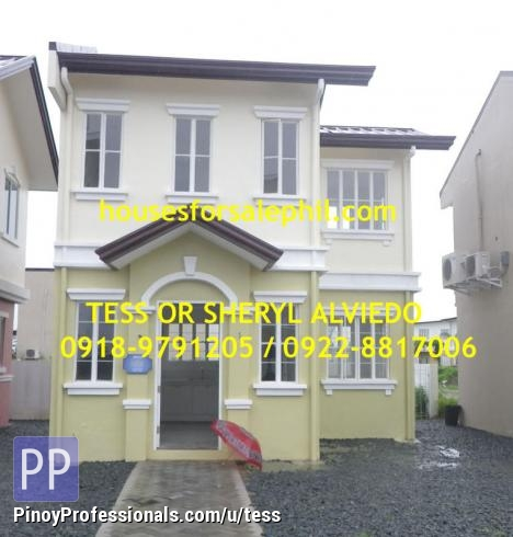 House for Sale - 3bedroom 12.5% down house for sale in philippines cavite