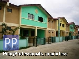 House for Sale - 2-storey RFO house & lot for sale in cavite