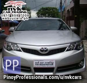 Cars for Sale - 2012 Toyota Camry 3.0 Sports Edition