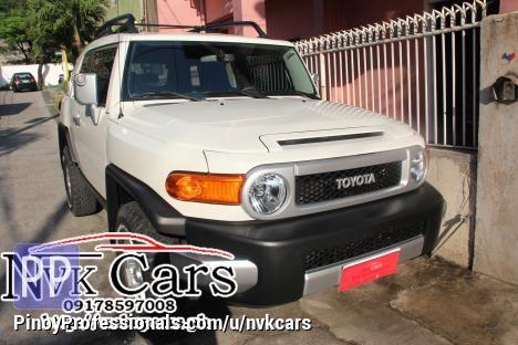 Cars for Sale - 2013 Toyota FJ Cruiser TRD