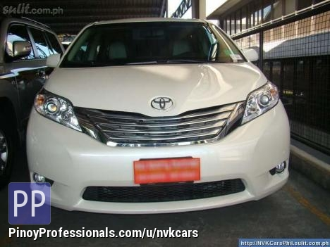 Cars for Sale - 2013 Toyota Sienna XLE