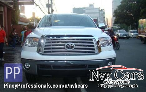 Cars for Sale - 2012 Toyota Tundra