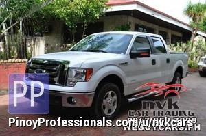 Cars for Sale - 2012 Ford F-150 XLT 4x2