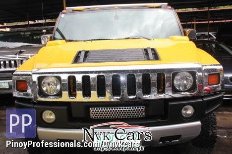 Cars for Sale - 2005 Hummer H2 SUT