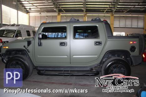 2010 Hummer H2 Sut Bulletproof Nvkcars Jan 5 2014 4