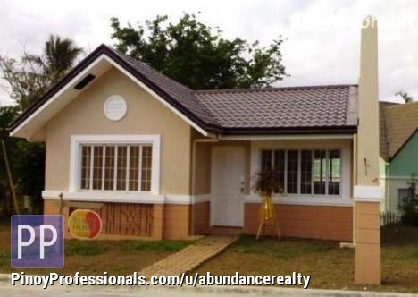 House and lot bulacan in camella bungalow cranberry real - Camella homes bungalow house design ...