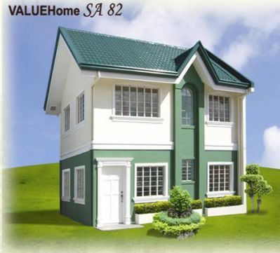 House for Sale - Dasmarinas House and Lot Single Attached 82
