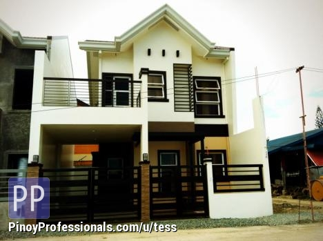 House for Sale - 4-bedroom cavite subdivision near SM Bacoor