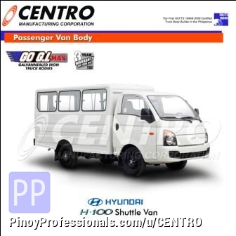 Misc Autos - FB BODY MOUNTED IN HYUNDAI H100 (CALL US: 4806557/ 09228393712)
