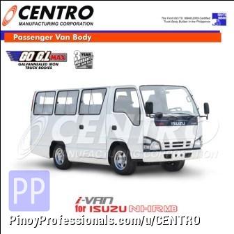 Misc Autos - ISUZU I-VAN (CALL US: 4806557/ 09228393712)