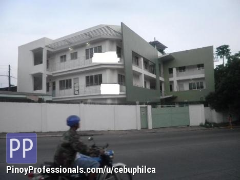 Office and Commercial Real Estate - Banawa 3 storey Building with 16 rooms P280k/month