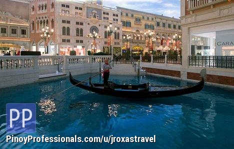 Vacation Packages - MACAU FREE & EASY = P16,990 per pax
