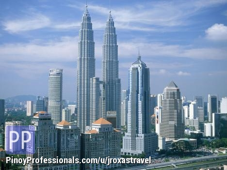 Vacation Packages - KUALA LUMPUR PROMO PACKAGE = P5,900