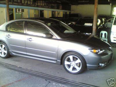 Cars for Sale - Mazda 3 2005