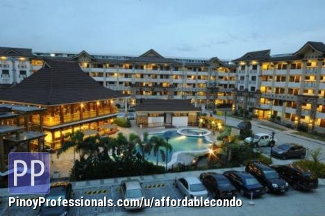 Apartment and Condo for Sale - Ready for Occupancy Mid-Rise Condominium in Pasig City