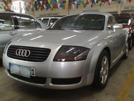 Cars for Sale - 2001 Audi TT Coupe M/T