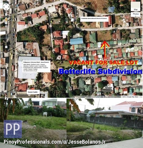 Land for Sale - Empty Plots/Lands/Lots - For Sale In Imus, Cavite, Philippines