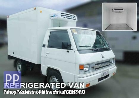 Misc Autos - BRAND NEW REFRIGERATED VAN BODY (CALL US: 4806557/ 09228393712)