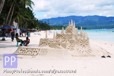 Vacation Packages - BORACAY EARLY BOOKING FOR 2014 FOR ONLY P4,990 per pax