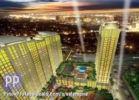 Apartment and Condo for Sale - 5-STAR CONDO IN MAKATI NEAR GREENBELT AND RESORTS WORLD MANILA.  NO DOWNPAYMENT!