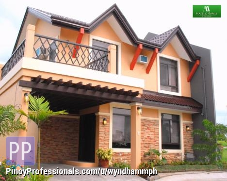Master homes mulberry house for sale wyndhammph nov 27 for House garage design philippines