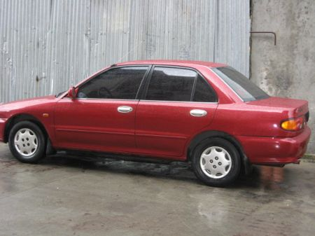 Cars for Sale - 1995 GLXI Lancer A/T 150K neg