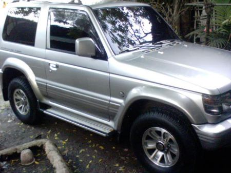 Cars for Sale - MITSUBISHI PAJERO 3DRS (AUTOMATIC, DIESEL)