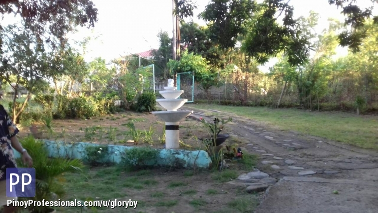 House for Sale - Vacation House at Calatagan Batangas surrounded by fruit bearing trees