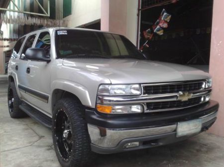 Cars for Sale - 2004 Chevrolet Tahoe 4x2 A/T