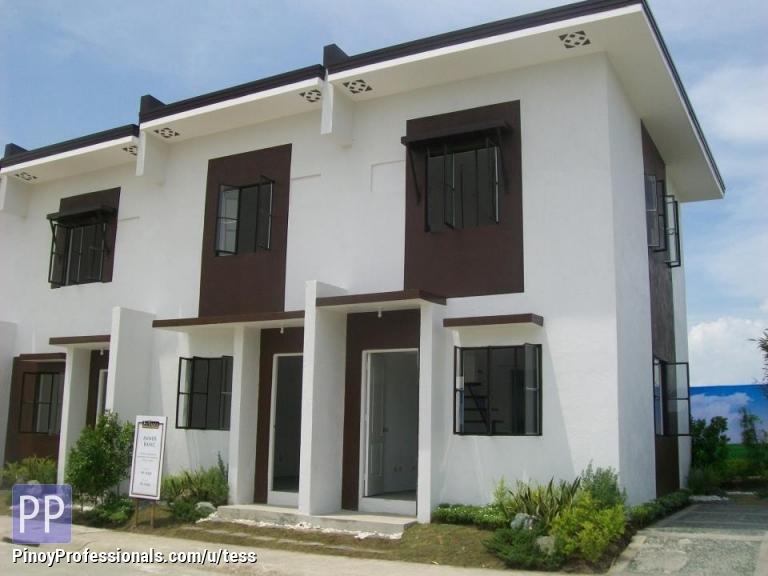 House for Sale - 2-storey cavite real estate thru Pag-Ibig