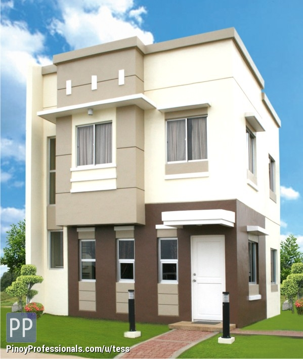 House for Sale - homes for sale in cavite philippines 3BR along Aguinaldo Highway