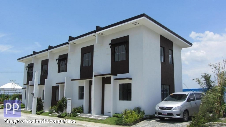 House for Sale - 2-storey housing thru pag ibig financing in Molino