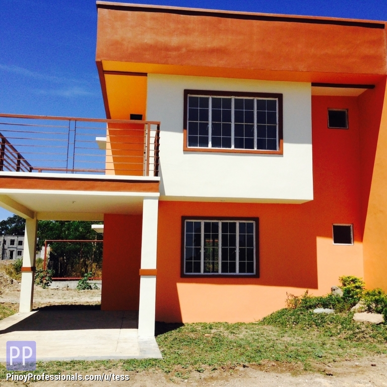 House for Sale - 2-storey house and lot bacoor cavite