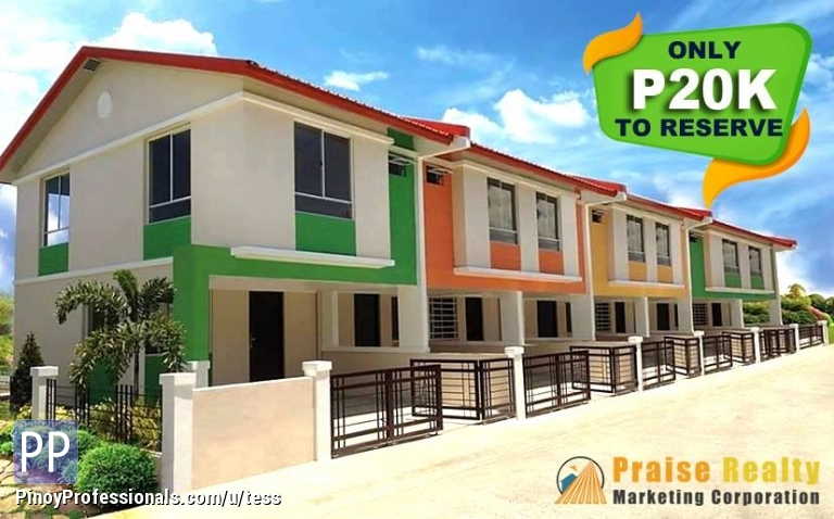 House for Sale - 3 bedroom house for sale in elliston place cavite near The District Mall Imus