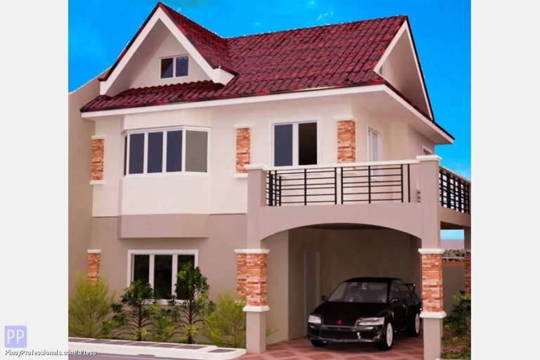 House for Sale - 2-storey Bacoor cavite homes for sale near MOA