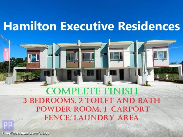 House for Sale - Pre-selling house and lot for sale in cavite imus