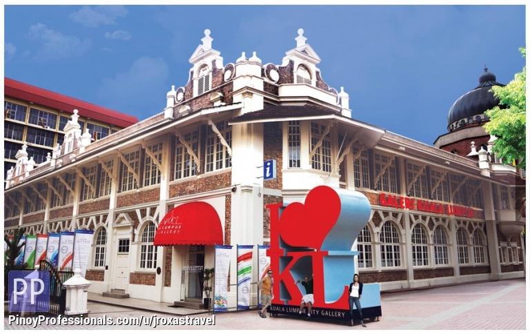 Vacation Packages - HONG KONG SINGAPORE BANGKOK KUALA LUMPUR PROMO = P10,880 per pax (3d/2n)