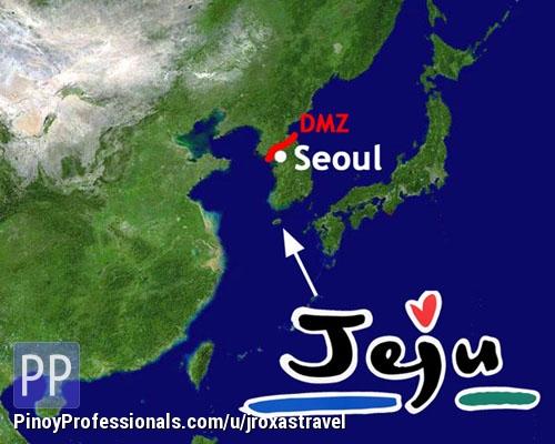 Jeju Island Package Tour From Manila