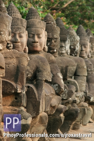 Vacation Packages - SIEM REAP PROMO P6,990 per pax