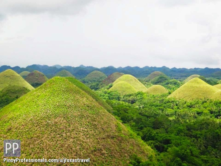 Vacation Packages - BOHOL PACKAGE