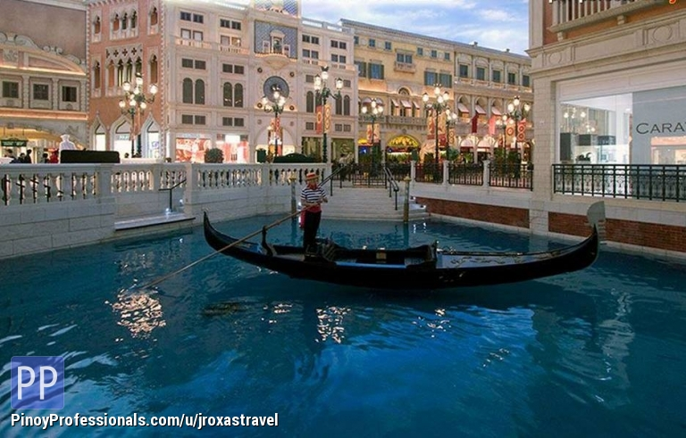 Vacation Packages - AMAZING MACAU TOUR PACKAGE